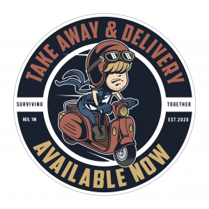 Takeaway & Delivery Signage